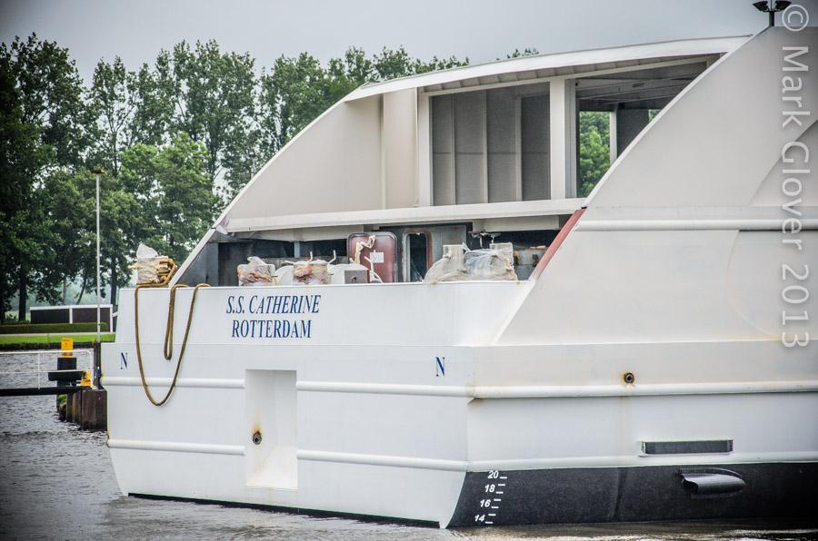 Dutch Inland PassengerCruiseships CaptainsVoyage Forums - Ss catherine